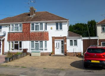 Thumbnail 4 bed semi-detached house for sale in Repton Road, Earley, Reading
