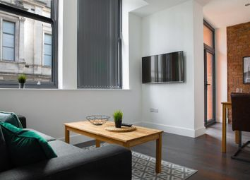 Thumbnail 1 bed flat for sale in Stanley Street, Liverpool