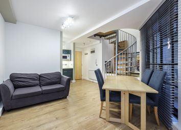 Thumbnail 1 bed flat to rent in Furnival Street, London