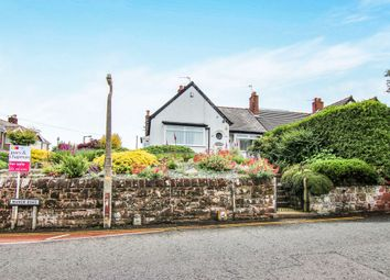 Thumbnail 2 bed semi-detached bungalow for sale in Manor Road, Irby, Wirral