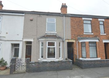 Thumbnail 3 bed terraced house for sale in Lodge Road, Rugby