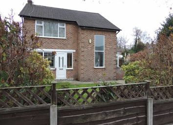Thumbnail 3 bed detached house for sale in Avondale Avenue, Hazel Grove, Stockport