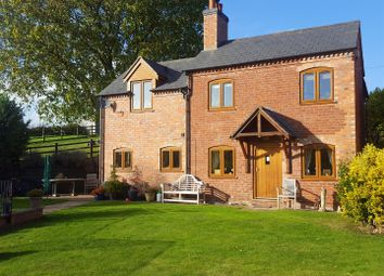 Thumbnail 4 bed cottage for sale in Boreley Lane, Ombersley, Droitwich