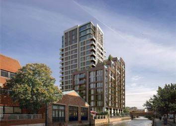 Thumbnail 2 bed flat for sale in Verto, Kings Road, Reading