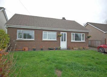 Thumbnail 3 bed detached bungalow for sale in Nebo, Llanon