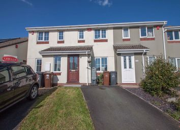 Thumbnail 2 bed terraced house for sale in Lopes Drive, Roborough, Plymouth