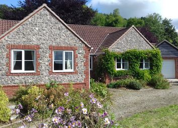 Thumbnail 4 bed detached bungalow for sale in Chetcombe Road, Mere, Warminster