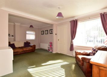 Thumbnail 3 bed semi-detached house for sale in Hornbeam Road, Denvilles, Havant, Hampshire