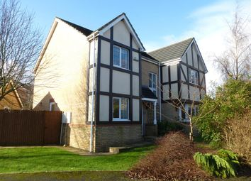Thumbnail 4 bed detached house to rent in Castle Wood, Bayfield, Chepstow