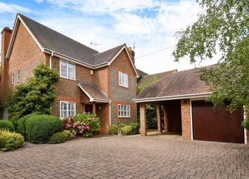 Thumbnail 4 bed detached house for sale in Woodcote, Oxfordshire