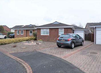 Thumbnail 2 bed detached bungalow for sale in Askrigg Avenue, Wallsend