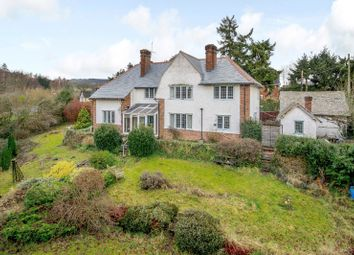 Thumbnail 6 bed detached house for sale in Castle Road, Chirk, Wrexham, Clwyd