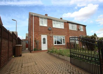 Thumbnail 3 bed semi-detached house for sale in Craven Road, Hemsworth