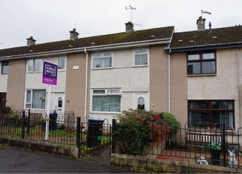 Thumbnail 3 bed terraced house for sale in Tynan Drive, Newtownabbey