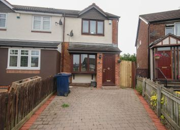Thumbnail Terraced house for sale in Belgrade Crescent, Sunderland