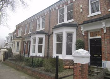 Thumbnail 2 bed flat to rent in Stanhope Road North, Darlington