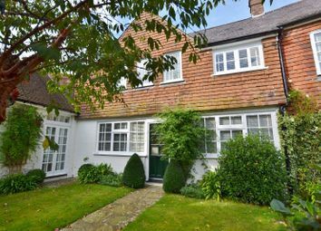 Thumbnail 2 bed terraced house for sale in Burton Park, Petworth, West Sussex