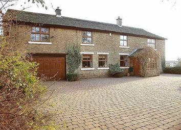 Thumbnail 3 bed farmhouse for sale in The Mudd, Mottram, Hyde