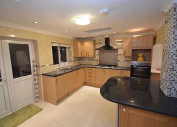 Thumbnail 3 bed semi-detached house to rent in Leicester Gardens, Newbury Park