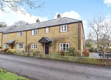 Thumbnail 3 bed terraced house for sale in Lake Mews, Barwick Park, Barwick, Yeovil