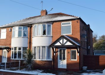 Thumbnail 3 bed semi-detached house for sale in Donnington Avenue, Cheadle