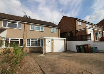 Thumbnail 3 bed property to rent in Homefield Road, Bushey