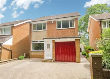 Thumbnail 3 bed detached house for sale in Scorahs Lane, Swinton, Mexborough