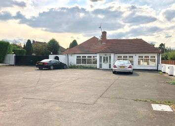 Thumbnail 5 bed detached bungalow to rent in Leicester Road, Wigston