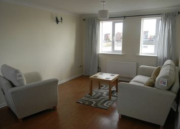 Thumbnail 3 bed flat to rent in Axholme Court, Victoria Dock, Hull