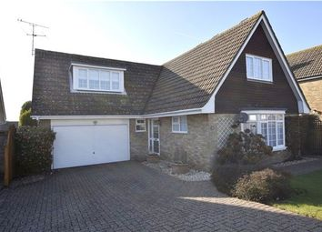 Thumbnail 3 bed detached house for sale in Ashcombe Drive, Bexhill-On-Sea, East Sussex