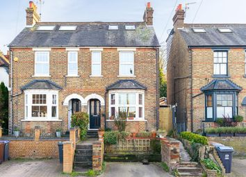Thumbnail 4 bed property for sale in Ware Road, Hertford