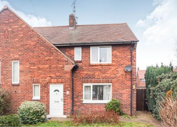 Thumbnail Semi-detached house for sale in Chestnut Avenue, Carcroft, Doncaster