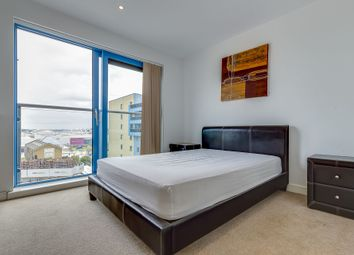 Thumbnail 2 bed flat to rent in Westgate Apartments, 14 Western Gateway, Royal Victoria, London