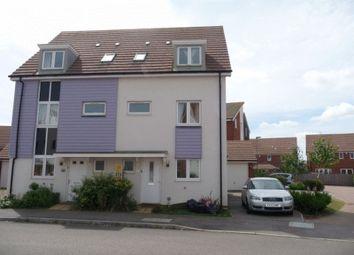 4 bed semi-detached house for sale in Littlestone Gate, Broughton, Milton Keynes MK10
