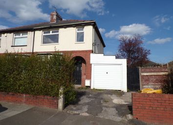 Thumbnail 3 bed semi-detached house to rent in Walmersley Rd, Bury