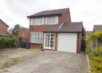 Thumbnail 3 bed detached house for sale in Bramblewoods, Shard End, Birmingham