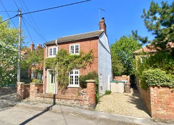 Thumbnail 3 bed detached house for sale in Meeting House Lane, Brant Broughton, Lincoln