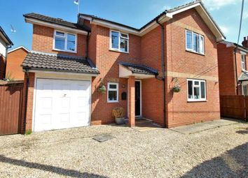 Thumbnail 4 bed detached house for sale in College Road, Sandhurst