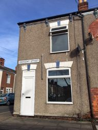 Thumbnail 3 bed end terrace house for sale in Crescent Street, Grimsby