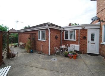 Thumbnail 2 bed bungalow for sale in Lawn Crescent, Skegness