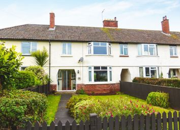 Thumbnail 3 bed end terrace house for sale in Whitworth Road, Minehead