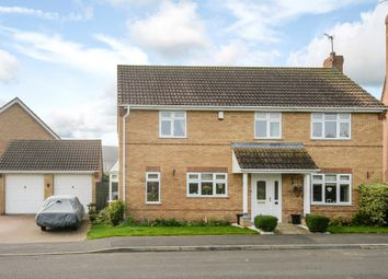 Thumbnail 4 bed detached house for sale in Macphail Crescent, Saxilby, Lincoln