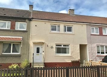 Thumbnail 3 bed terraced house for sale in Caledonian Avenue, Bellshill