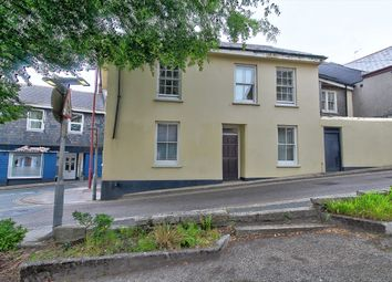 Thumbnail 1 bed flat for sale in Wesley Street, Redruth