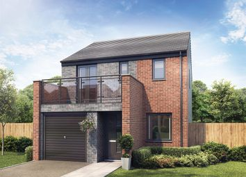 "Thumbnail 3 bed detached house for sale in ""The Ripon"" at Whinney Hill, Durham"
