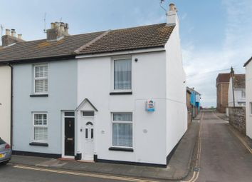 Thumbnail 2 bed end terrace house for sale in Sandown Road, Deal
