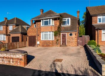Thumbnail 4 bed detached house for sale in Cassiobury Drive, Watford, Hertfordshire