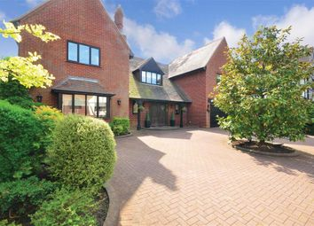 Thumbnail 4 bed detached house for sale in Little Dragons, Loughton, Essex
