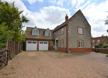 Thumbnail 4 bed detached house for sale in Docking Road, Stanhoe, King's Lynn