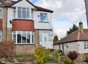 Thumbnail 3 bed semi-detached house for sale in Hinchliffe Avenue, Baildon, Shipley